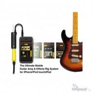 Interface Irig Amplitube iPhone e Guitarra